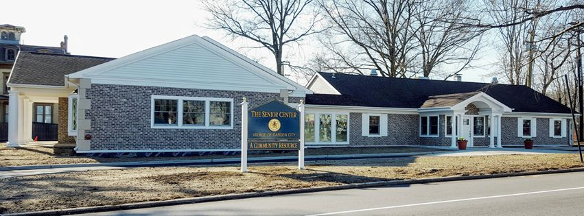 the senior center a community resource recreation and parks incorporated village of garden city - Garden City Center